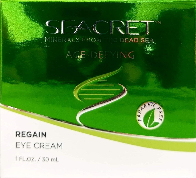 Seacret Age-defying REGAIN - Eye Cream 1fl.oz/ 30ml by Seacret S406341151-001