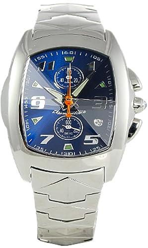 Chronotech Midsize CT.7468/03M Prisma Chronograph Watch