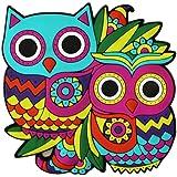 Chumbak Owl Magent