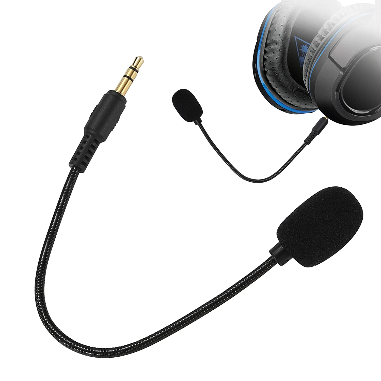 Microfono De Reemplazo 3.5 Mm Turtle Beach
