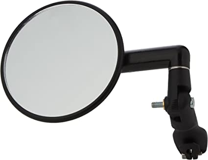 METAL PRECISION TAKE A LOOK the Best Clip On Bike Bicycle Mirror NEW ORIGINAL