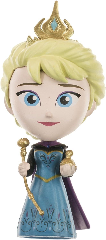 Coronation UNCOMMON Elsa 1 FREE Classic Disney Trading Card Bundle 4827 : ~2.9 Funko Mystery Minis x Disney Frozen Mini Vinyl Figure Series