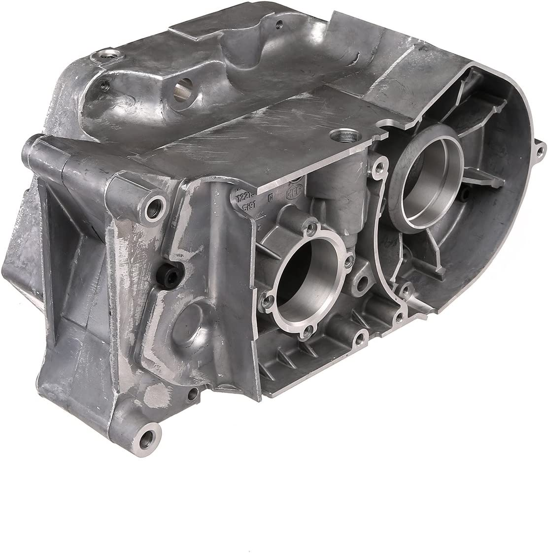 SIMSON Motorgeh/äuse f/ür SIMSON-Motor M541-543 - gebohrt auf /Ø 46,1mm f/ür Standard-Zylinder 60km//h unbeschichtet