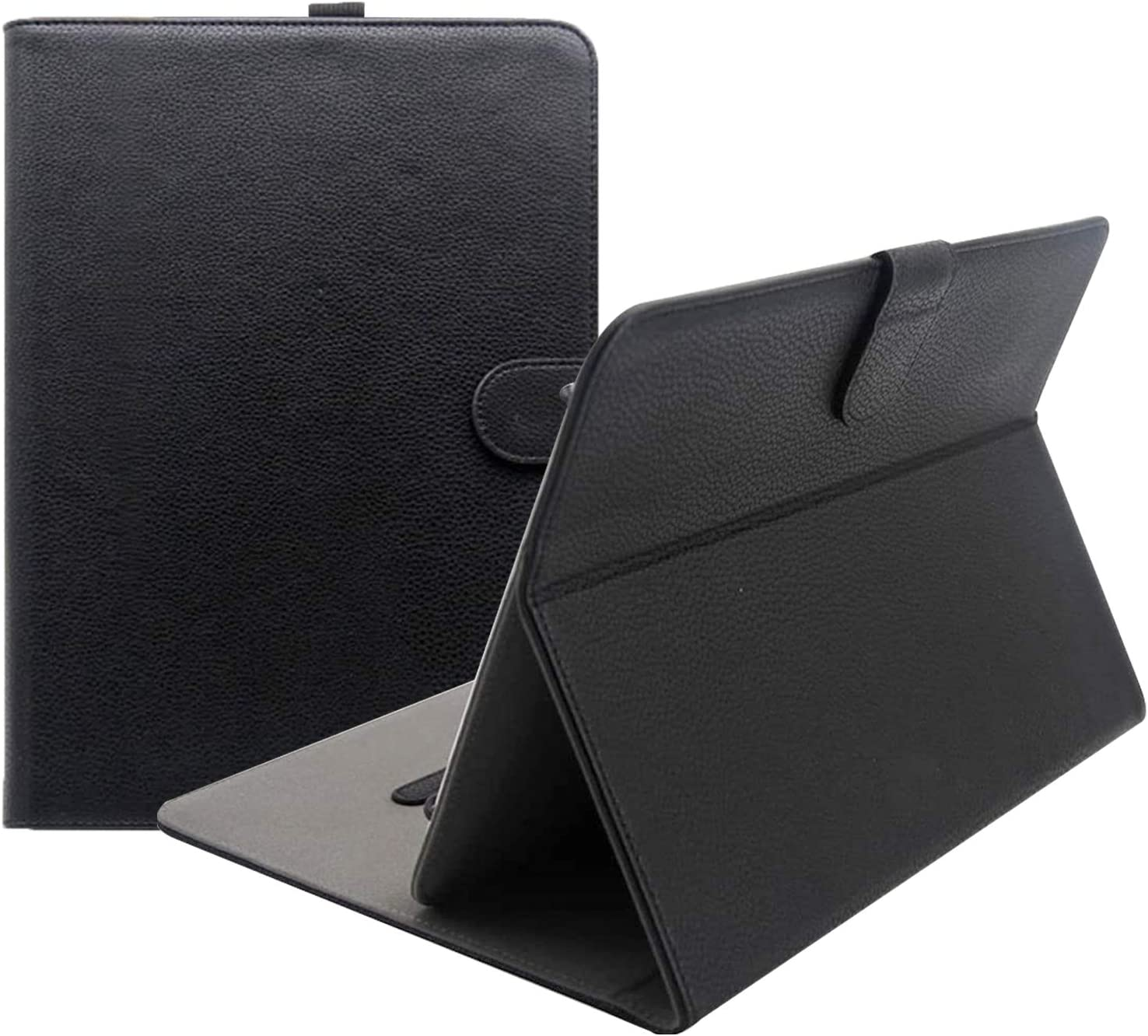 "ProCase Universal Folio Case for 9-10 inch Tablet, Leather Stand Protective Case Cover for 9"" 10.1"""