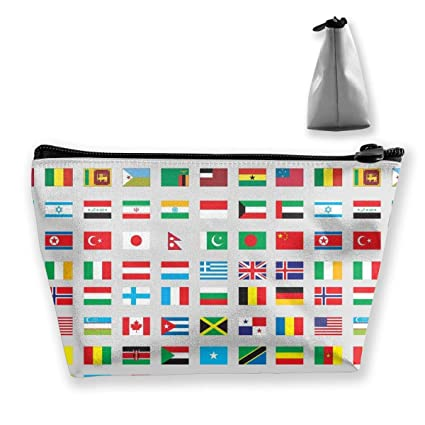 World Flags Monedero Cambiar Monedero Estuche Lápices ...