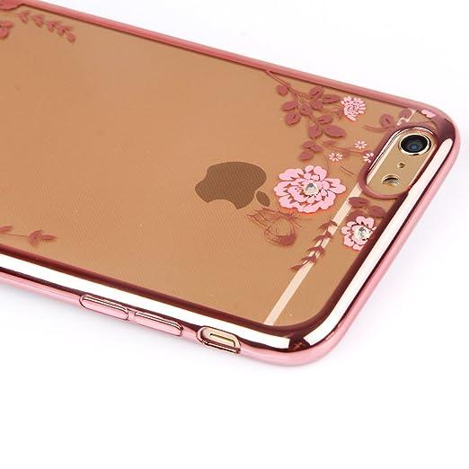 coque rose gold iphone 6 plus