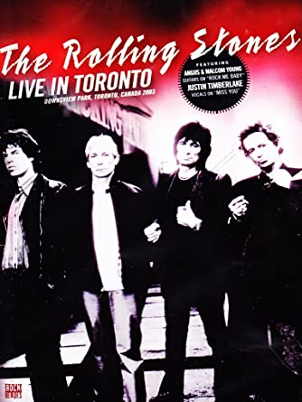 Englishman- Live In Toronto Dvd: Amazon.es: Rolling Stones ...