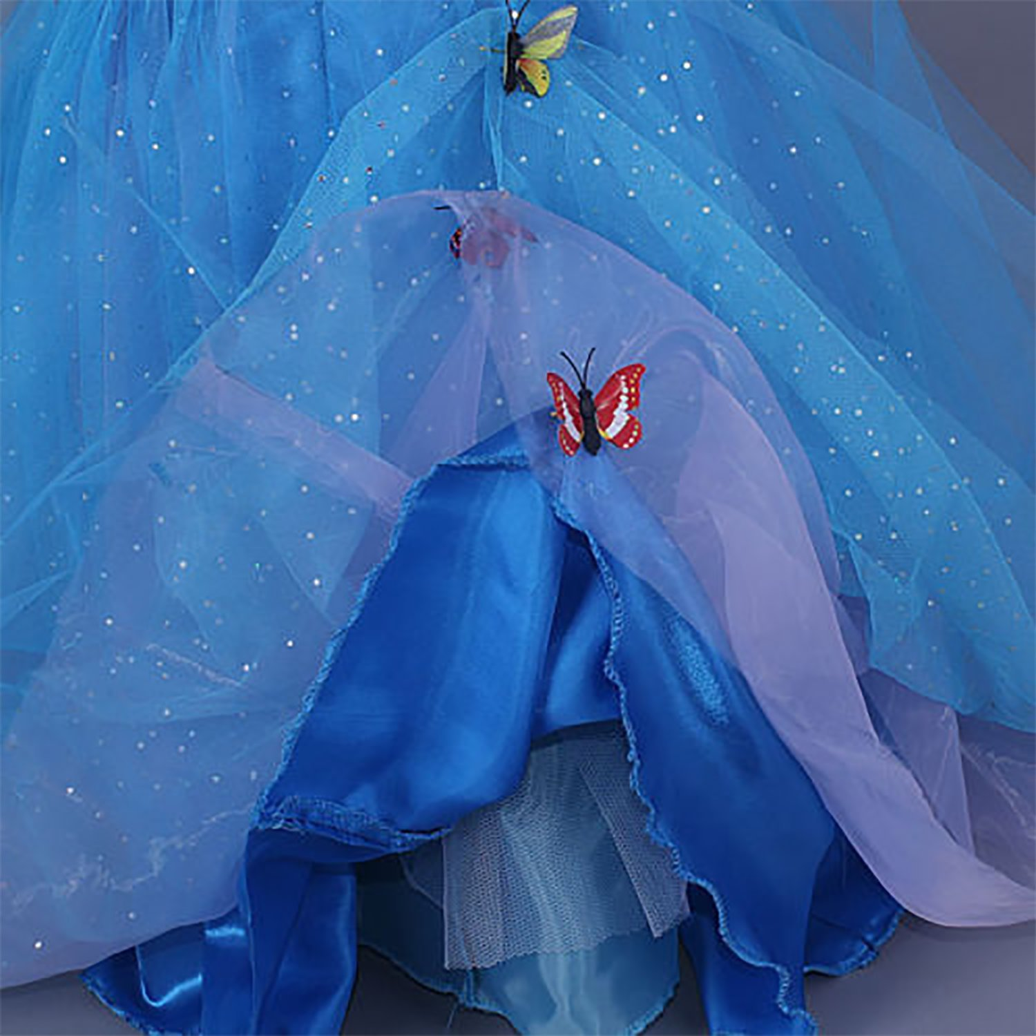Amazon.com: Romydeals Romy\'s Collection Cinderella Butterfly Party ...