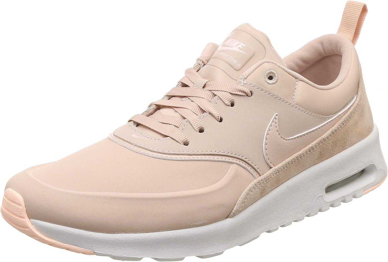 beige air max thea