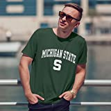 Campus Colors Michigan State Spartans Adult Arch