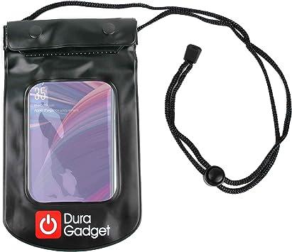 DURAGADGET Funda Impermeable Negra para Smartphone OPPO RX17 Pro: Amazon.es: Electrónica