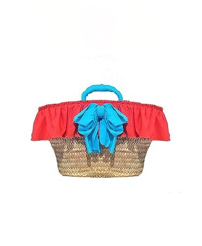 NUECES Capazo- Beach Bag, Sacs à dos fille, (Brasil), 28x26x43 cm (W x H x L)