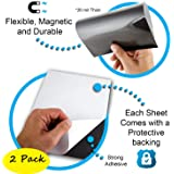 """LifeKrafts Magnetic Adhesive Sheets 