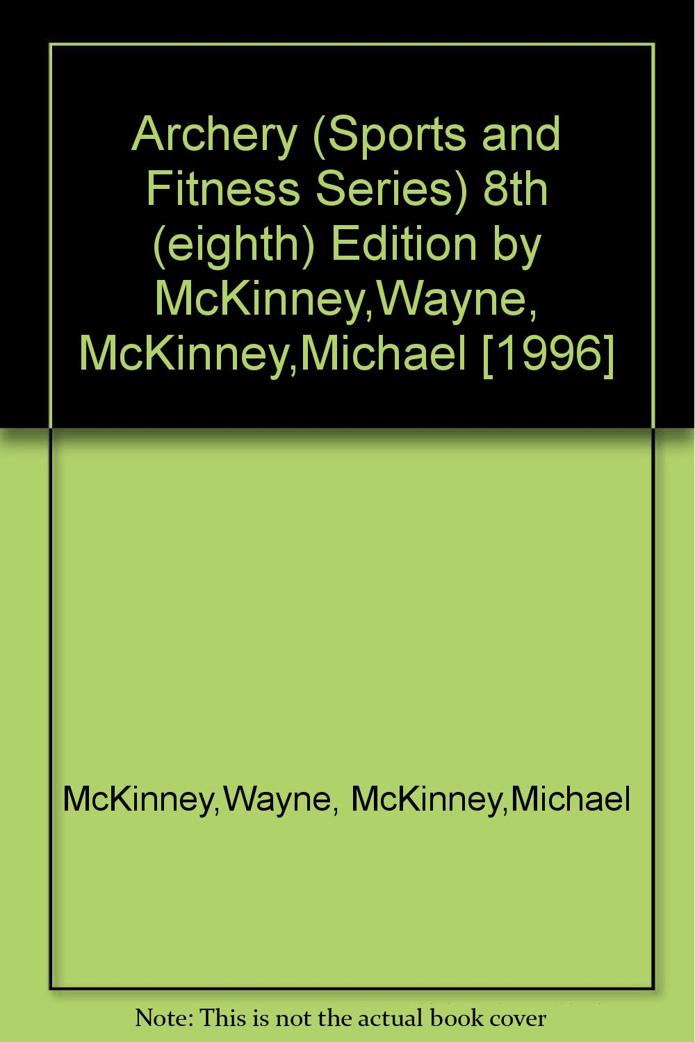Archery (Sports and Fitness Series)