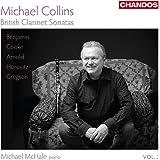 British Clarinet Sonatas Vol.2 (Michael Collins, Michael McHale ) (Chandos: CHAN 10758)
