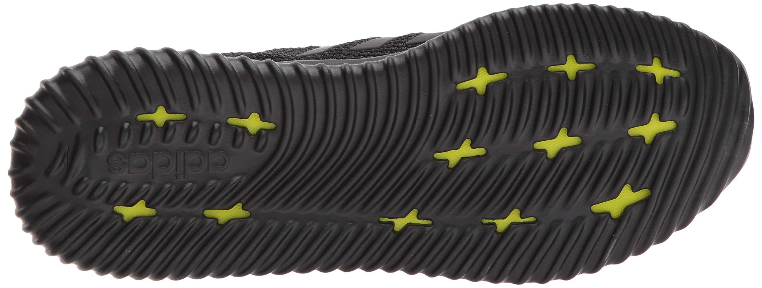 adidas Men's Cloudfoam Ultimate Running Shoe Utility Black, 9.5 M US by adidas (Image #3)