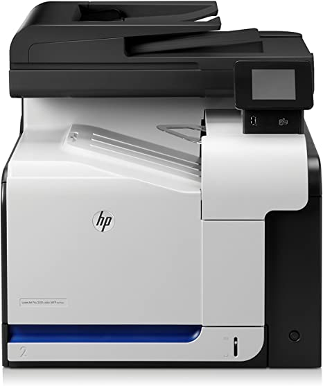 Amazon.com: LaserJet Pro 500 color MFP M570DN Laser Printer ...