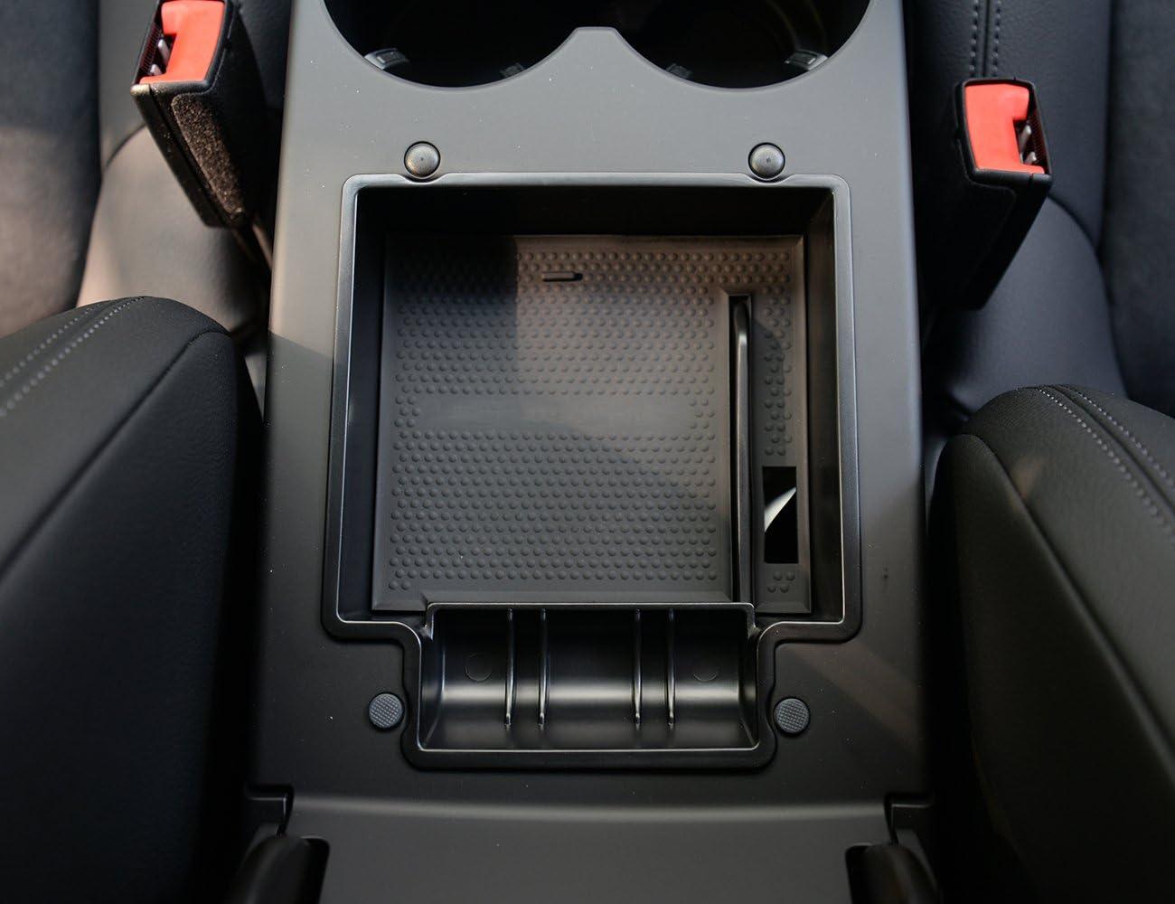 METYOUCAR Auto Handschuh Box Armlehne Aufbewahrungsbox Beh/älter Telefon Geld M/ünzr/ähmchen