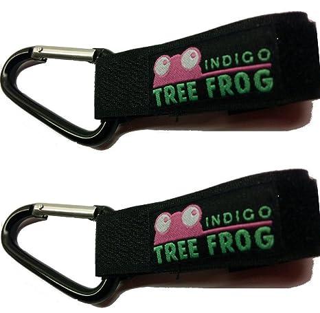 2 Frog Arboricole Passeggino Clips da By Indigo Confezione Hook Xwqz8xSzB6