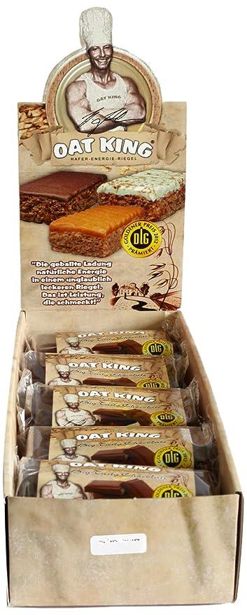 LSP Oat King Energy Bar Big Tasty Chocolate - 10 Barras
