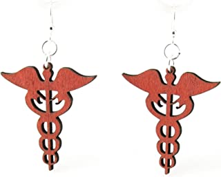 product image for Medical Symbol Earrings