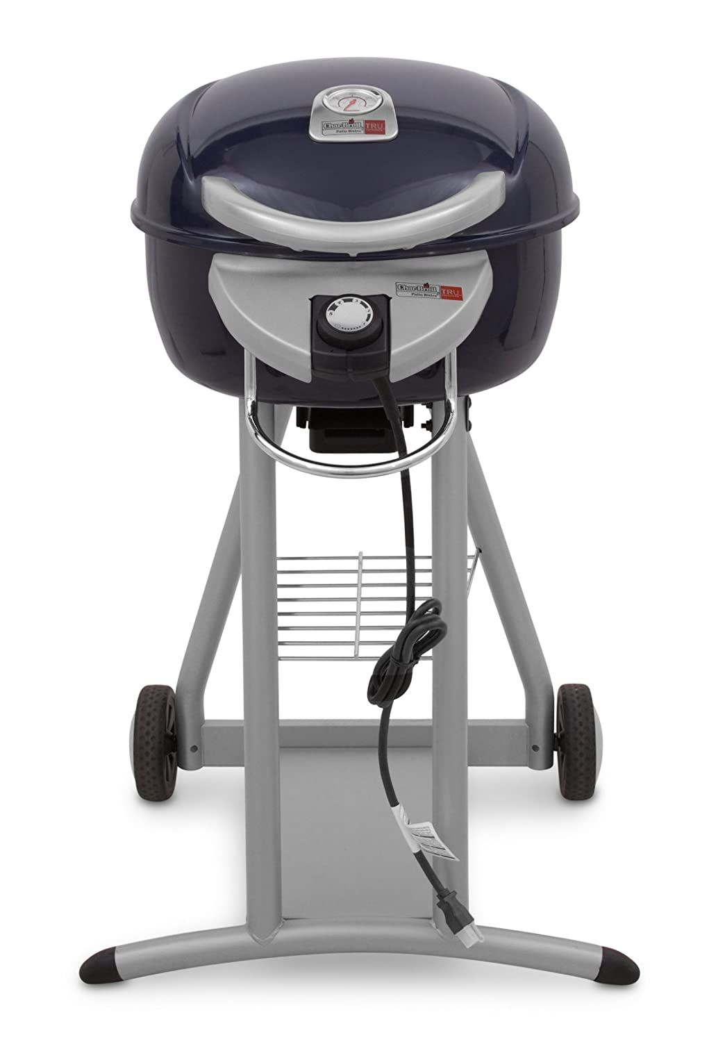 Amazon.com : Char Broil TRU Infrared Patio Bistro Electric Grill, Blue :  Freestanding Grills : Garden U0026 Outdoor