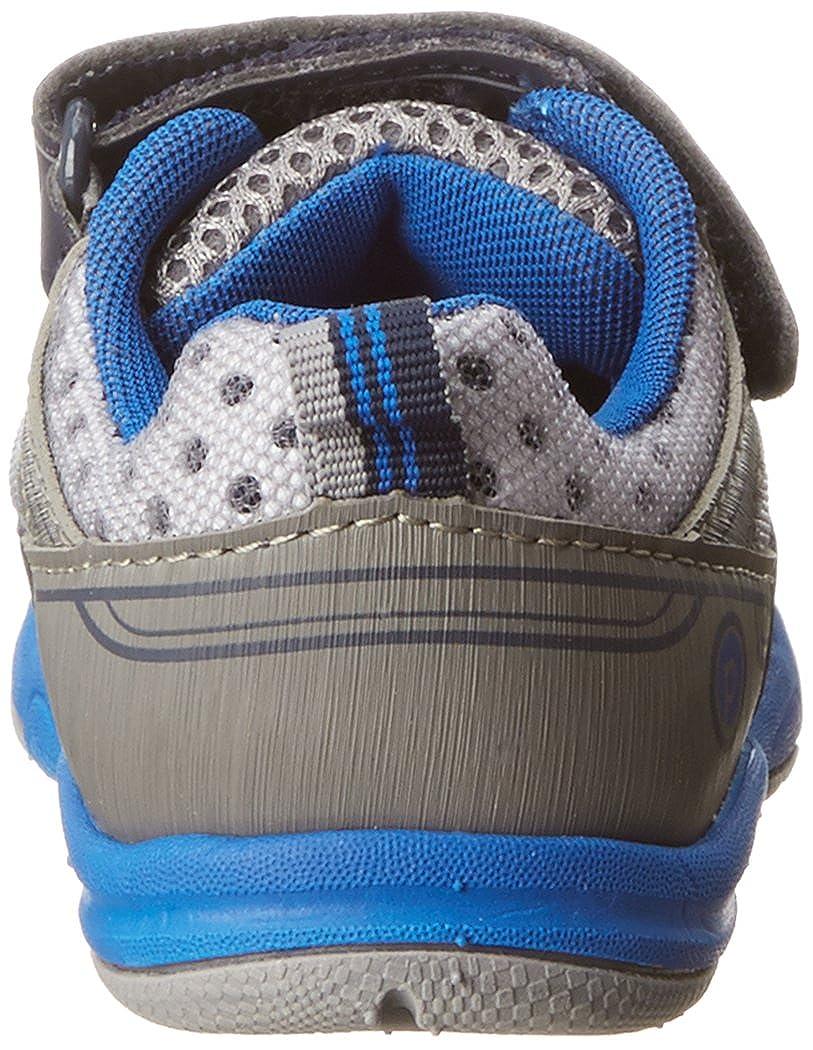 pediped Mars Grip-N-Go Running Shoe Toddler//Big Kid Mars Grip-N-Go Sneaker K