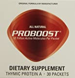 ProBoost Thymic Protein A (4 mcg, 30 packets) by Genicel Inc.