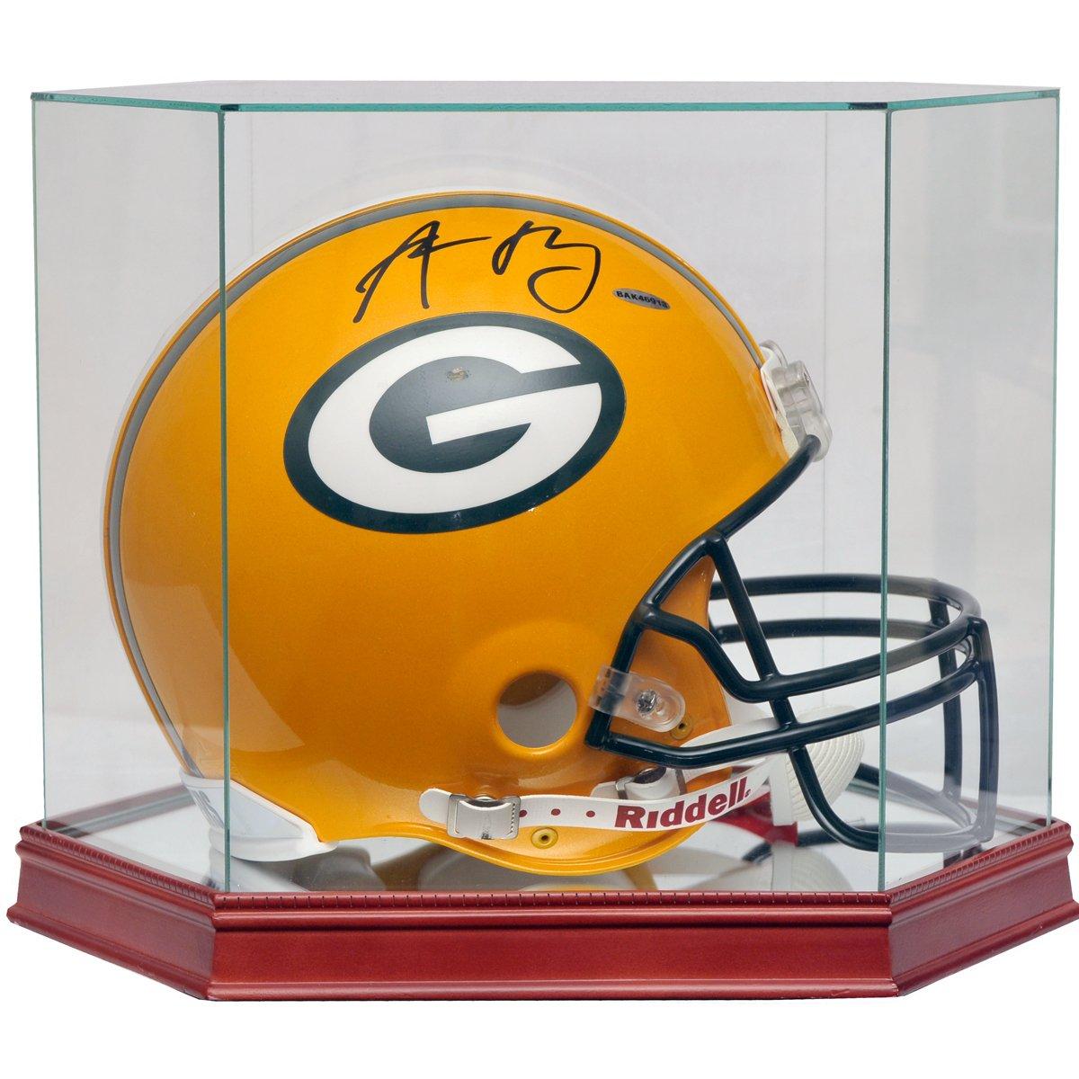 Steiner Sports Glass Helmet/Boxing Glove Case by Steiner Sports