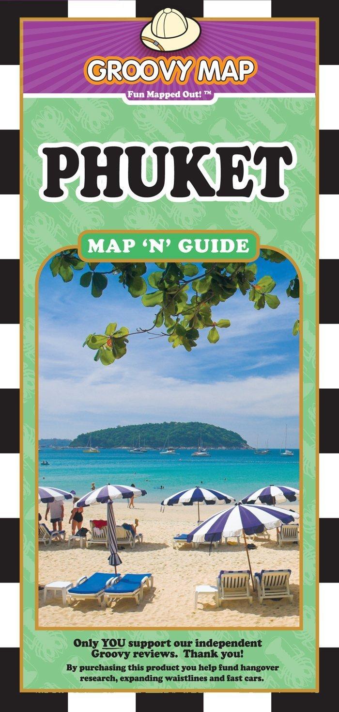 groovy map 'n' guide phuket () aaron frankel groovy map  - groovy map 'n' guide phuket () aaron frankel groovy map amazoncom books