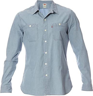 Levis L/S STOCK WORKSHIRT-Camisa Hombre