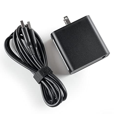 Amazon.com: 65W Yoga Power Supply Adapter Charger 20V 3.25A ...