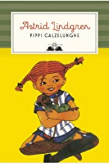 Pippi Calzelunghe (Italian Edition) Kindle Edition