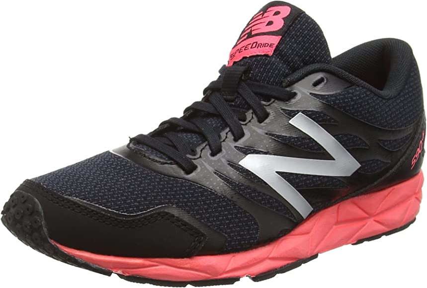 New Balance 590, Zapatillas de Running, Mujer, Multicolor (Black ...
