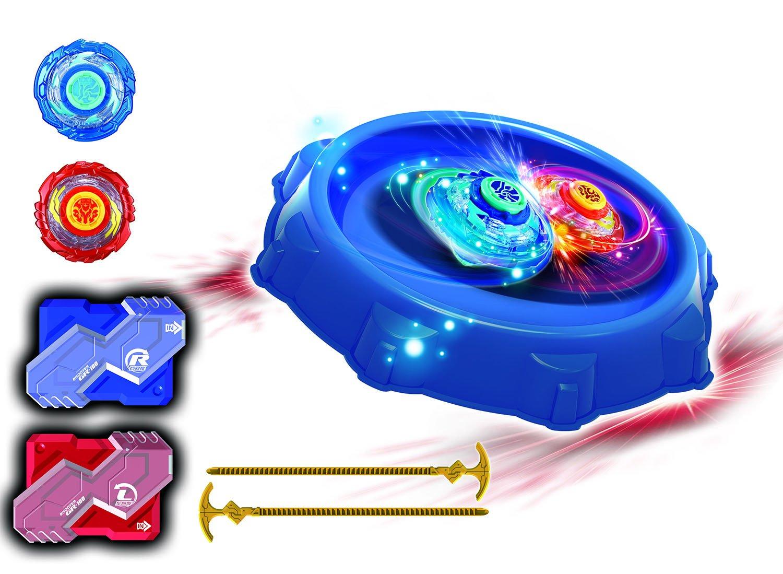 Infinity Nado Super Whisker & Blade Spinning Toy Auldey US624801