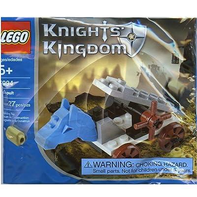 LEGO Knights' Kingdom 5994 Catapult: Toys & Games
