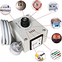 MASUNN 4000W AC 220V Controlador De Voltaje Variable