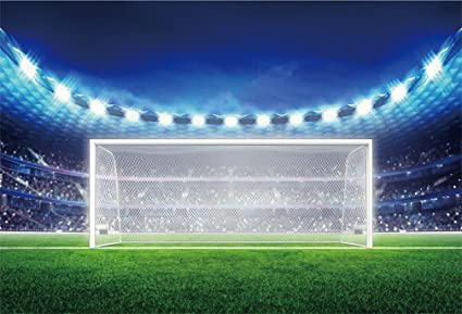 Amazon.com : AOFOTO 7x5ft Soccer Field Background Football Pitch