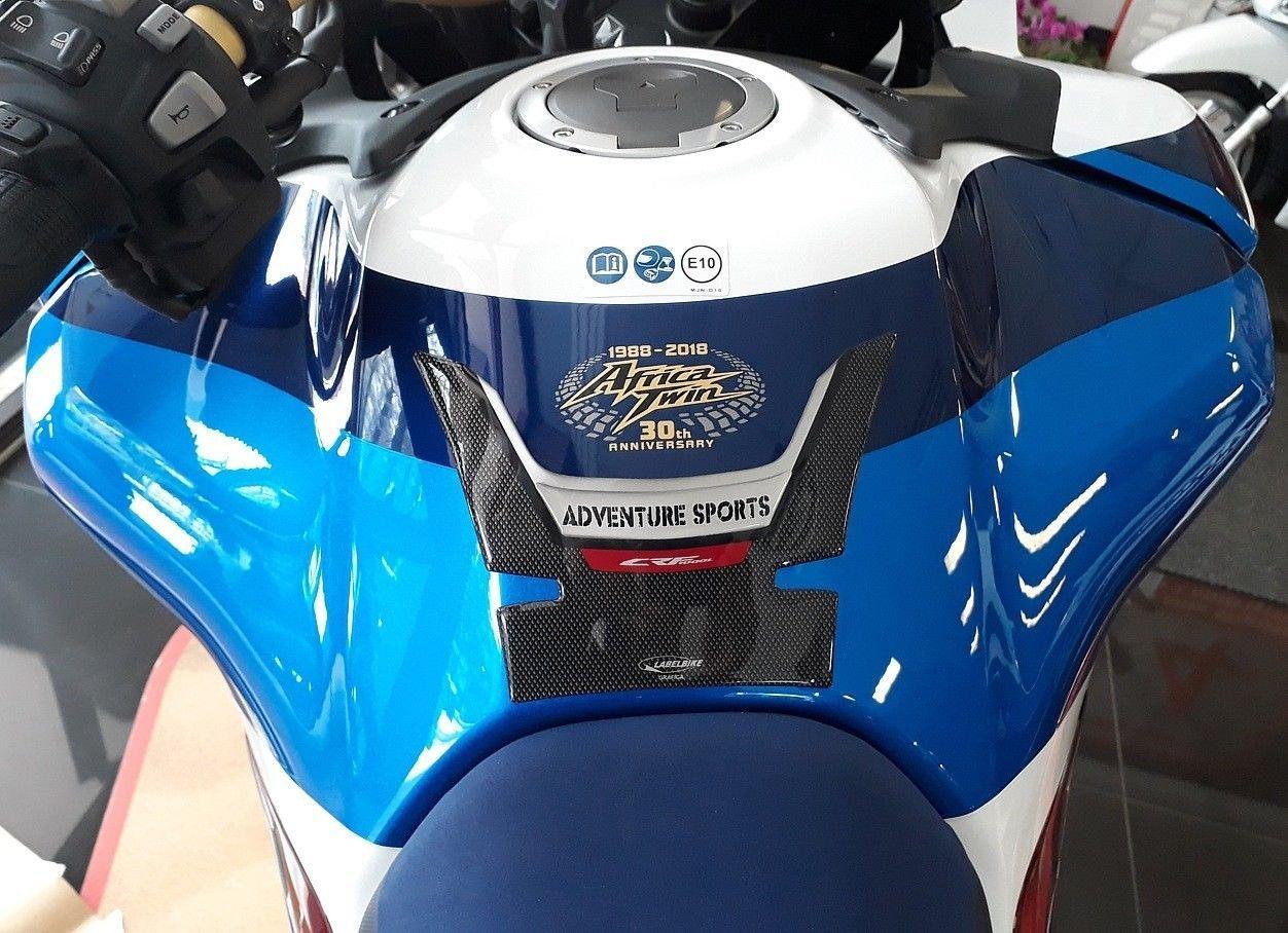 Sticker Gel 3d for Tank Motorcycle Honda Africa Twin Adventure Sports