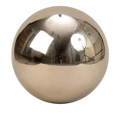 Moderna decoración bola decorativa Jardín Jardín bola de ...