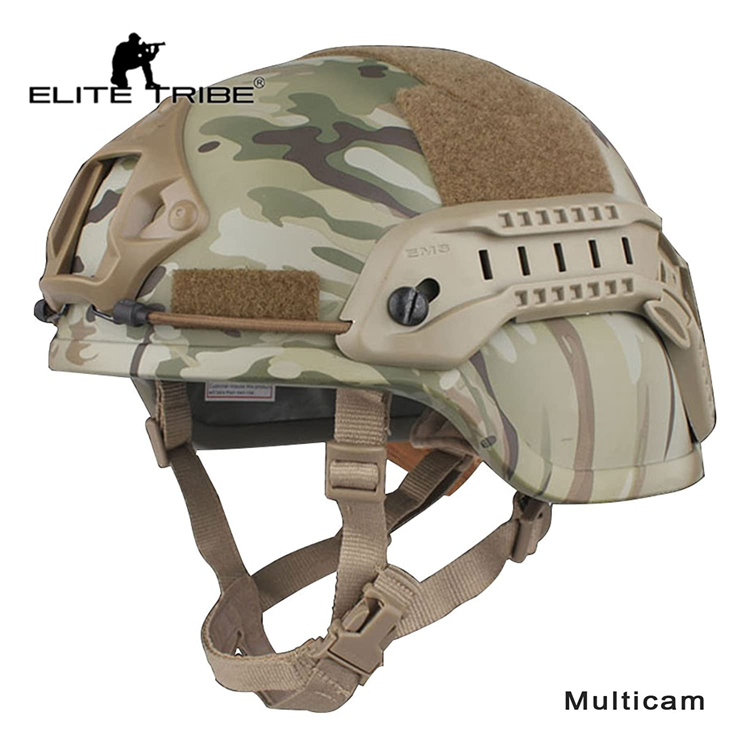 408bc865706 Amazon.com   Paintball Equipment ACH MICH 2000 Helmet Special Action  Version Tactical Military Airsoft Helmet Protective Helmet (at)   Sports    Outdoors