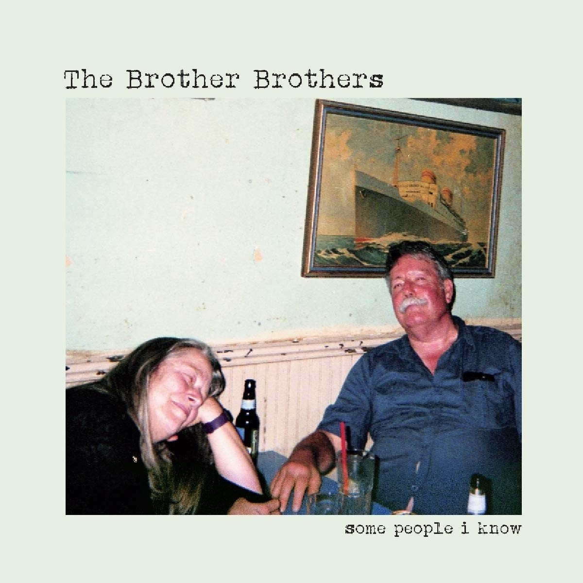 Vinilo : BROTHER BROTHERS - Some People I Know (150 Gram Vinyl)