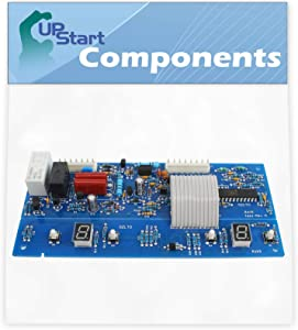 W10503278 Refrigerator Control Jazz Board Replacement for Maytag MFF2558VEB4 Refrigerator - Compatible with WPW10503278 Control Board