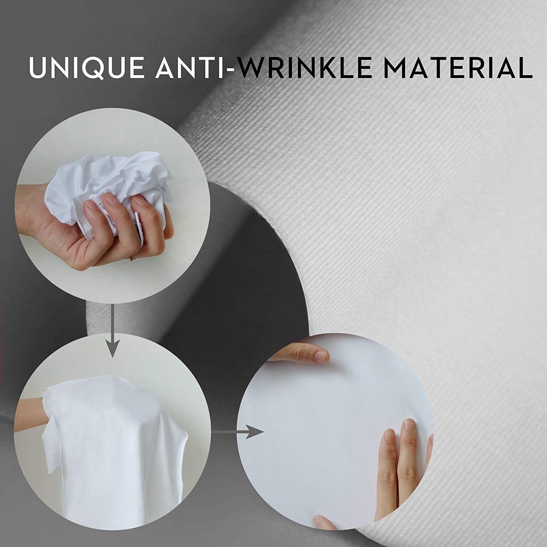Pantalla Proyector, NIERBO Pantalla de Proyección Antideslizante ...