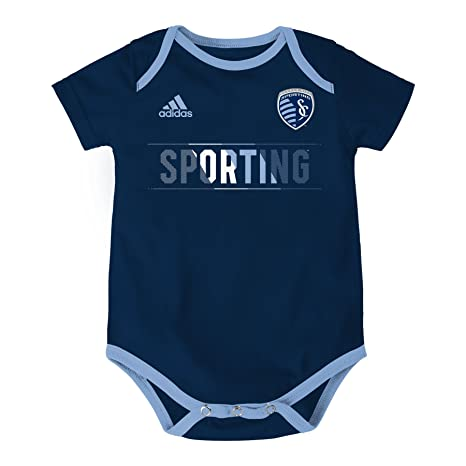 MLS Infant Little Trainer Short Sleeve Romper