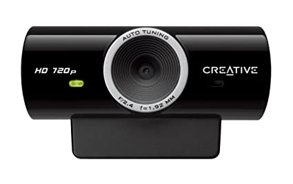ef416443c7d Amazon.com  Creative Live! Cam Sync HD 720P Webcam  Computers ...