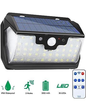 Beleuchtung 2x Led Solarleuchten Solarlampe Gartenlampe Solar Wandleuchte Bewegungsmelder Decken- & Wandleuchten