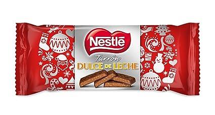 Nestlé - Turrón de chocolate con dulce de leche, 215 g: Amazon.es: Alimentación y bebidas