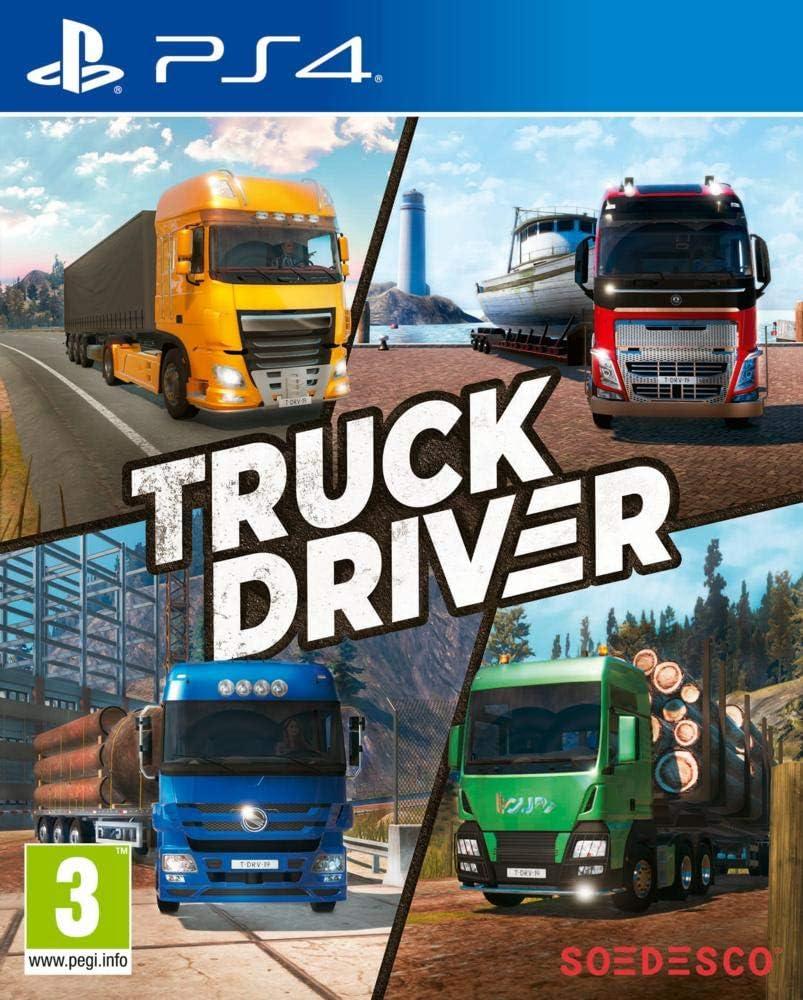 Truck Driver: Amazon.es: Videojuegos