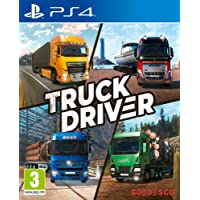 Truck Driver - PlayStation 4 (PS4)